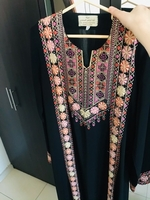 Used 3 Palestinian dresses M and L size in Dubai, UAE