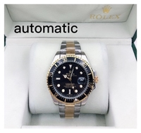 Used ROLEX MENS AUTOMATIC WATCH WITH BOX d in Dubai, UAE