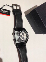 Used OLUM WATCH black/white new in Dubai, UAE
