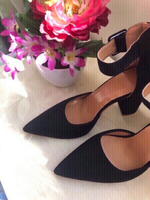 NEW Black Shoes Size 37