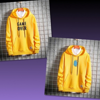 Used 2 Unisex Statement Hoodie/ Large  in Dubai, UAE