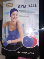 Used Gym ball (yoga) in Dubai, UAE