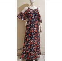 Used long flora offshoulder dress-medium in Dubai, UAE