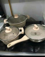 Used 80pcs ceramic dinner set 3sets pots in Dubai, UAE