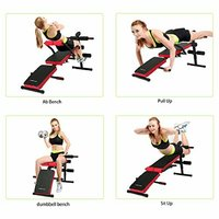 Used Sit up bench multi-purpose in Dubai, UAE