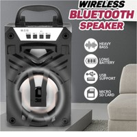 Used New wireless high sound red speaker in Dubai, UAE