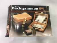 Used Magnetic Backgammon game in Dubai, UAE
