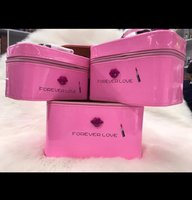 Used MAKE UP KIT 3IN1 SET (PINK) in Dubai, UAE