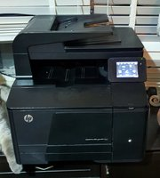 Used HP Printer LaserJet Pro 200 in Dubai, UAE