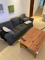 Used Furniture (3 couches and 1 coffee table) in Dubai, UAE