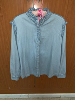 Used Mango jeans shirt in Dubai, UAE