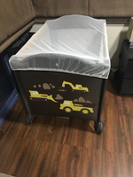 Brand new cot opened but never used