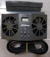 Used Solar Car Exhaust Heat Fan in Dubai, UAE