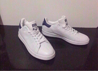 Used Adidas Stan Smith size 41, white/black in Dubai, UAE