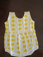 Used Brand new cotton baby girl rompers set in Dubai, UAE