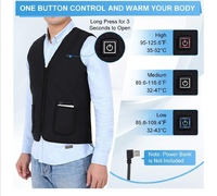 Used Rechargeable Heat Vest size 3XL in Dubai, UAE