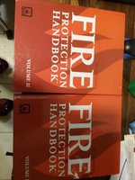 Used Brand new fire protection handbook. in Dubai, UAE