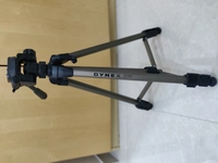 Used DYNEX Camera tripod stand - dual level in Dubai, UAE