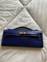 Used Hermès copy clutch in Dubai, UAE