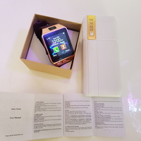 Smart watch and high capacity power bank