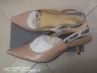 Used PRELOVED Dior Beige Shoes in Dubai, UAE