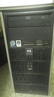 Used HP desktop CPU in Dubai, UAE