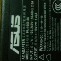 Used Asus 19v 3.42 A Orginal Laptop Charger  in Dubai, UAE