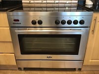 Used Terim Electric Cooker 90x60 in Dubai, UAE