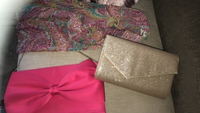 Used Evening bags and free scarf! in Dubai, UAE