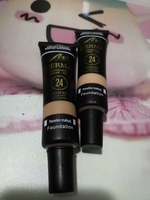 Used Maximum coverage foundation 2pcs in Dubai, UAE
