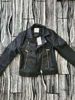 Used Faux leather jacket for women in Dubai, UAE