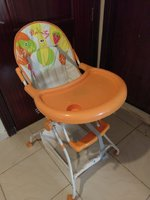 Used 2كرسي طعام للأطفال  2kids eating chair in Dubai, UAE