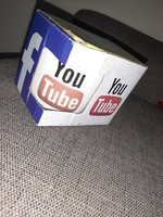 Used YouTube coffee  cup in Dubai, UAE