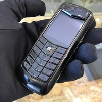 Used Vertu Constellation BLACK CERAMIC in Dubai, UAE