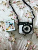 Used Fujifilm Instax SQ6 Polaroid Camera  in Dubai, UAE
