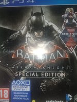 Used Batman Arkham Knight Special Edition PS4 in Dubai, UAE