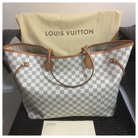 Used Authentic Louis Vuitton Neverfull GM In Prestine Condition, Clean Inside Out With Receipt in Dubai, UAE