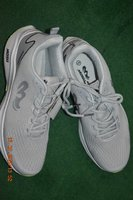 Used New silver shoes in Dubai, UAE