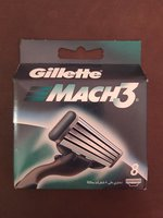 Gillette mash3 (in side 8 piece)