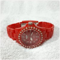 Used Fabulous New Red LONDON watch for her in Dubai, UAE