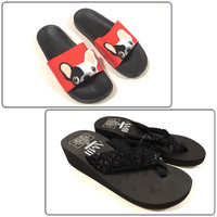 NEW 2 Pcs Womens Sandal 37/38