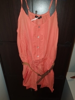 Used rompers for women orange in Dubai, UAE