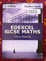Used Edexcel IGCSE Maths student textbook  in Dubai, UAE