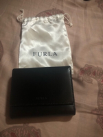 Used Furla Wallet Original with dust bag in Dubai, UAE