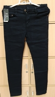 Used Men's jeans, 33 size, black in Dubai, UAE