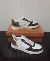 Used LV sneakers size 38, new in Dubai, UAE