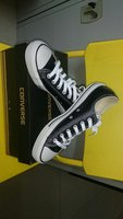 Used Converse Chuck Taylor Leather Low Cut in Dubai, UAE