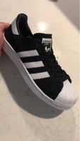 Used Adidas superstar shoes brand new size 40 in Dubai, UAE