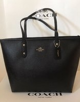 Used Authentic coach crossgrain leather in Dubai, UAE
