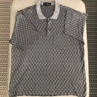 Used Dunhill Polo Shirt Grey in Dubai, UAE